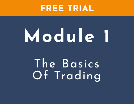 1: The Basics Of Trading – FREE MODULE