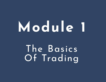 1: The Basics Of Trading